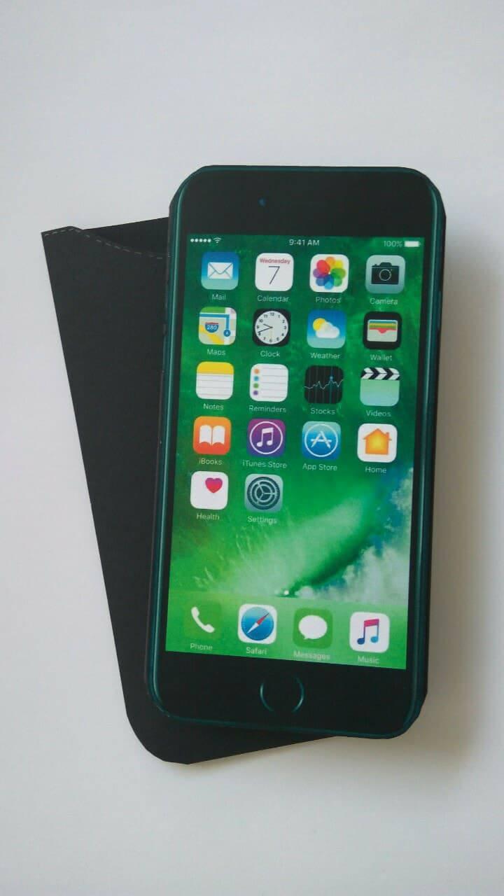 Kartka iPhone